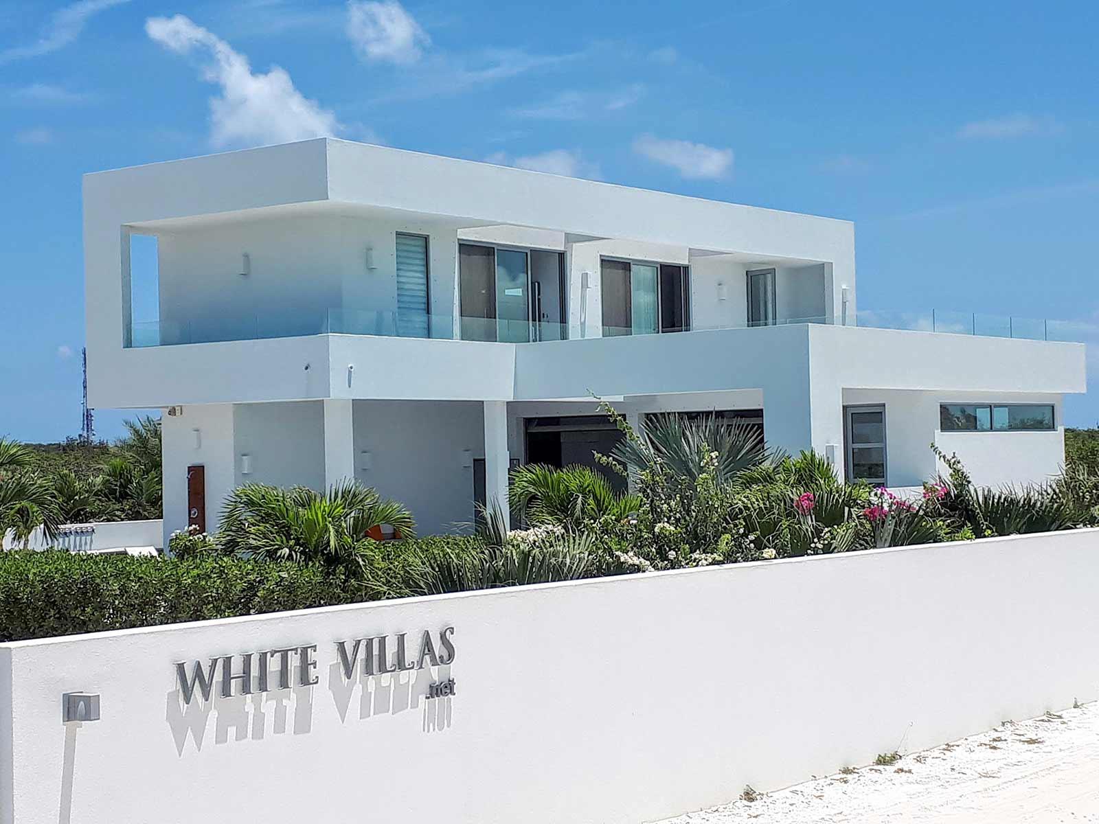 The White Villa 1