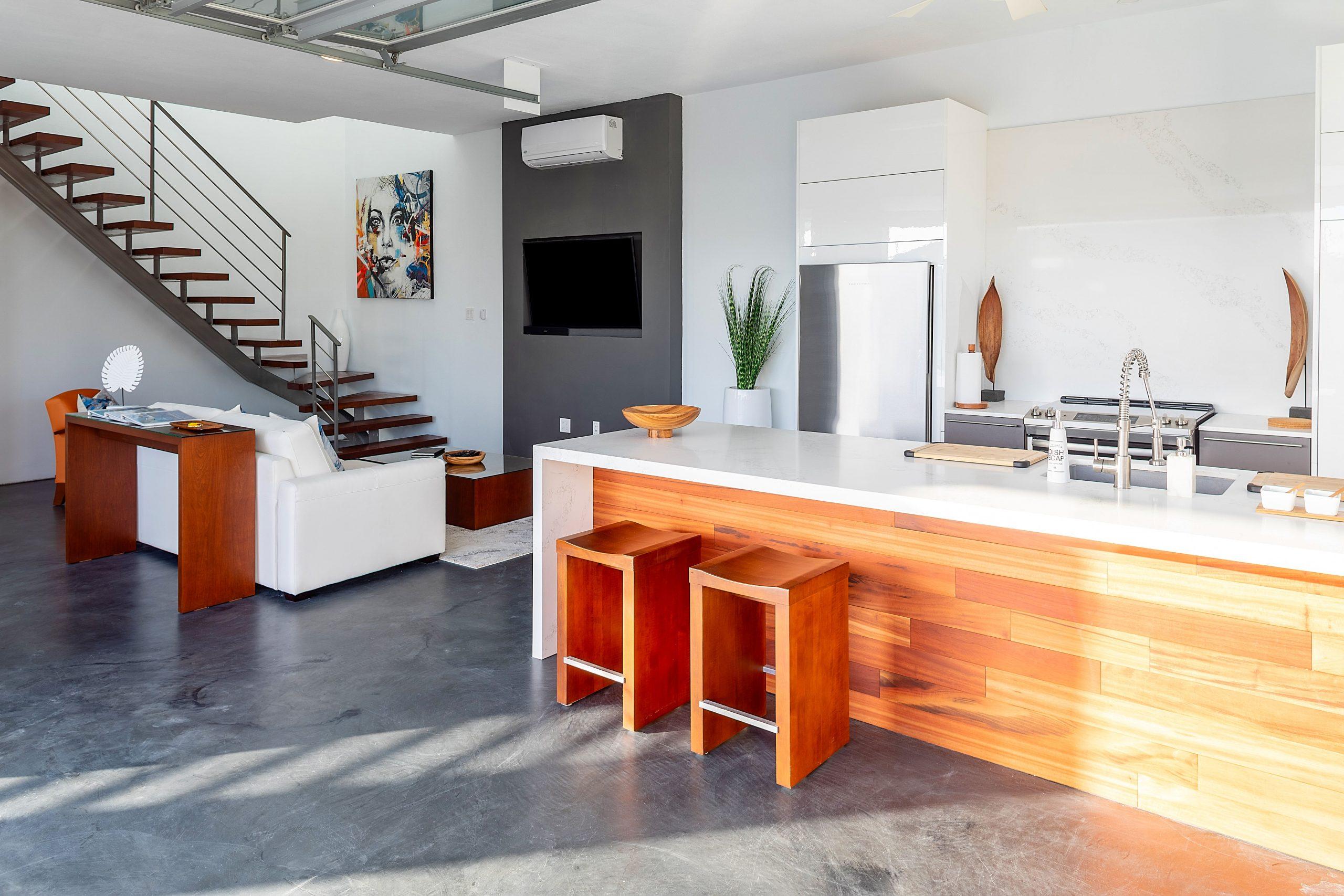 White Villa 3's kitchen