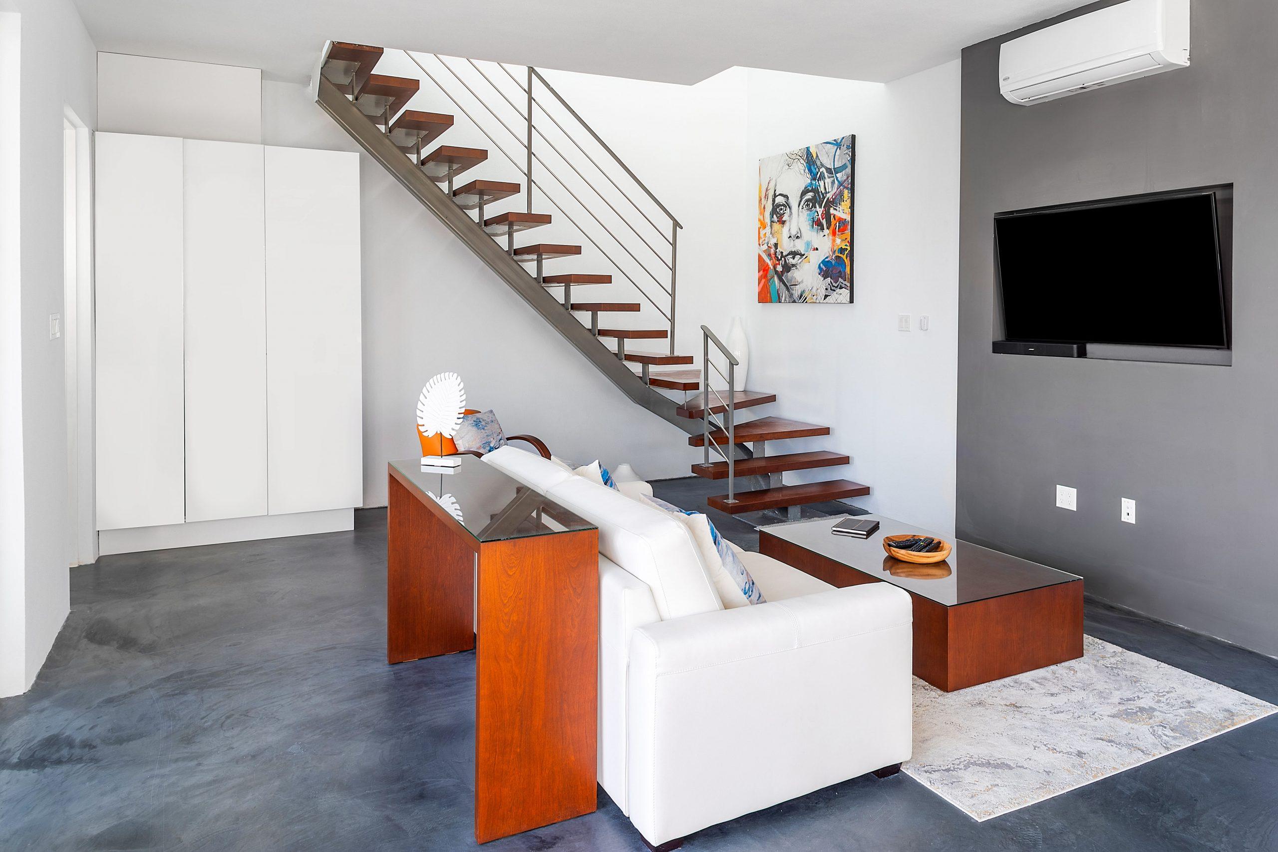 Living room - White Villa 3