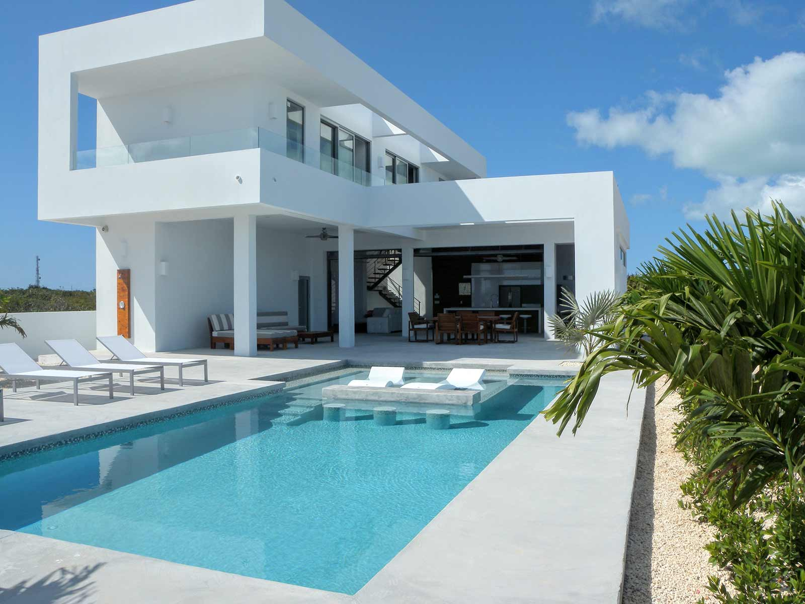 Villa rental overview