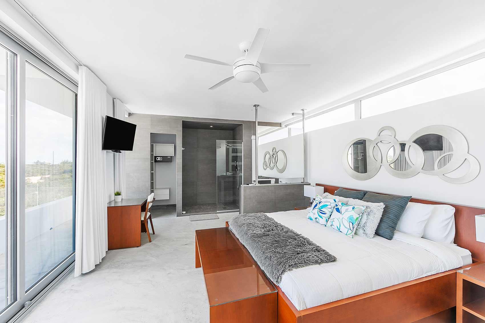the 2 bedrooms villa rental