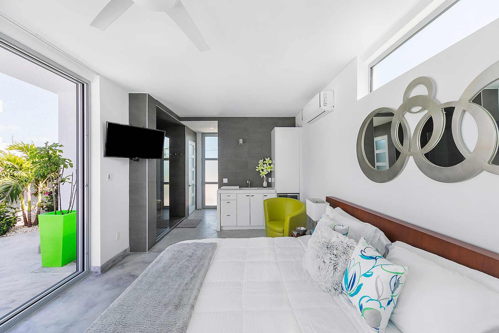3 bedrooms villa: bedroom 3