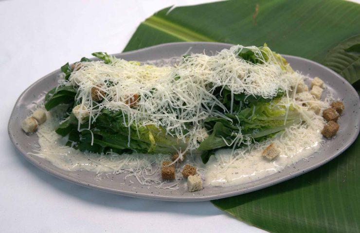Creole Ceasar Salad