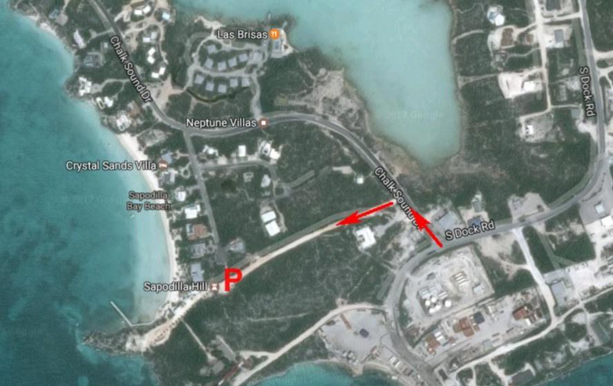 Sapodilla Beach on Turks and Caicos
