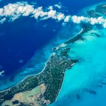 Turks and Caicos Islands Aerial View