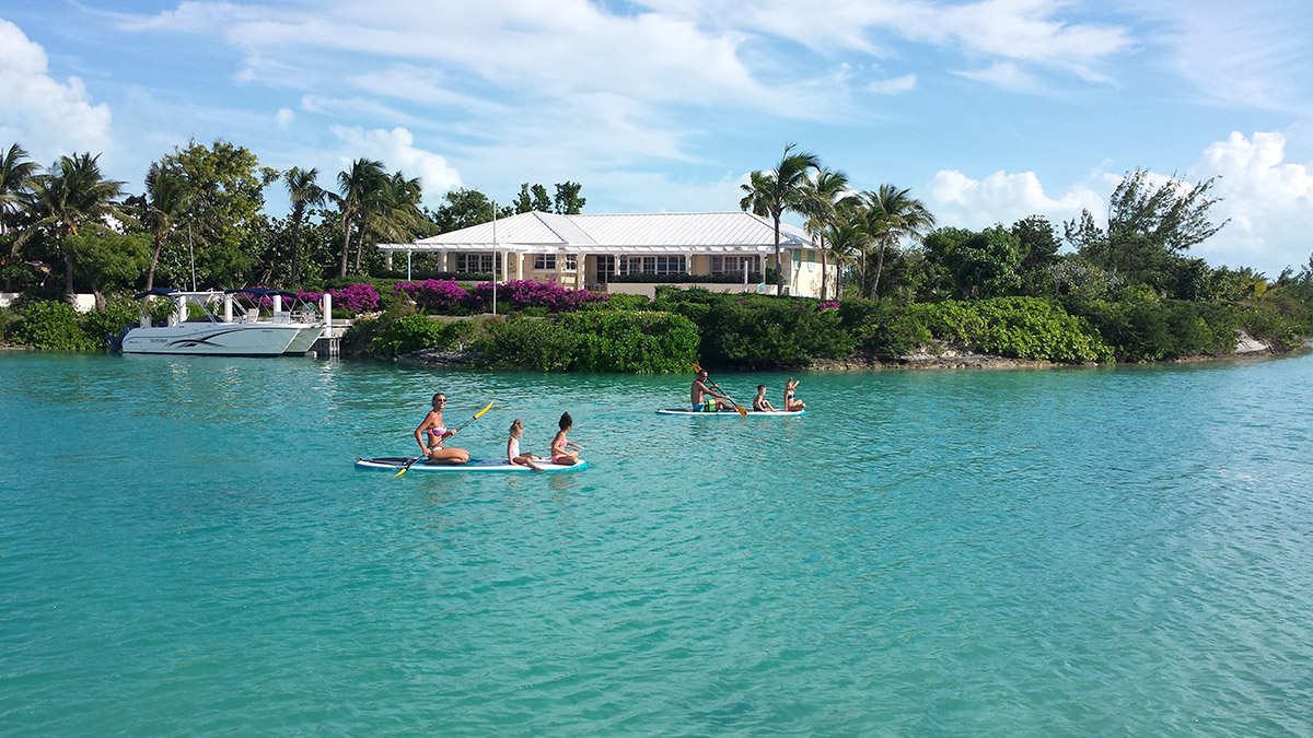 Travel magazines praise Turks and Caicos - White Villas