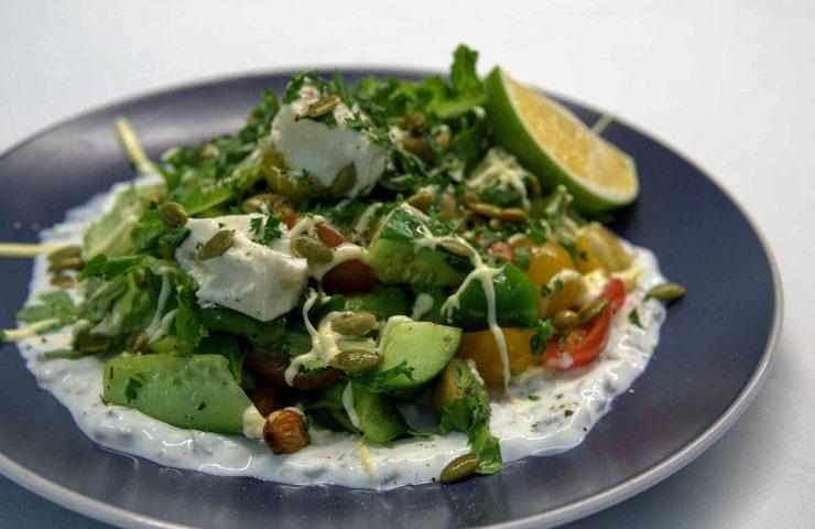 White Villas Garden Salad
