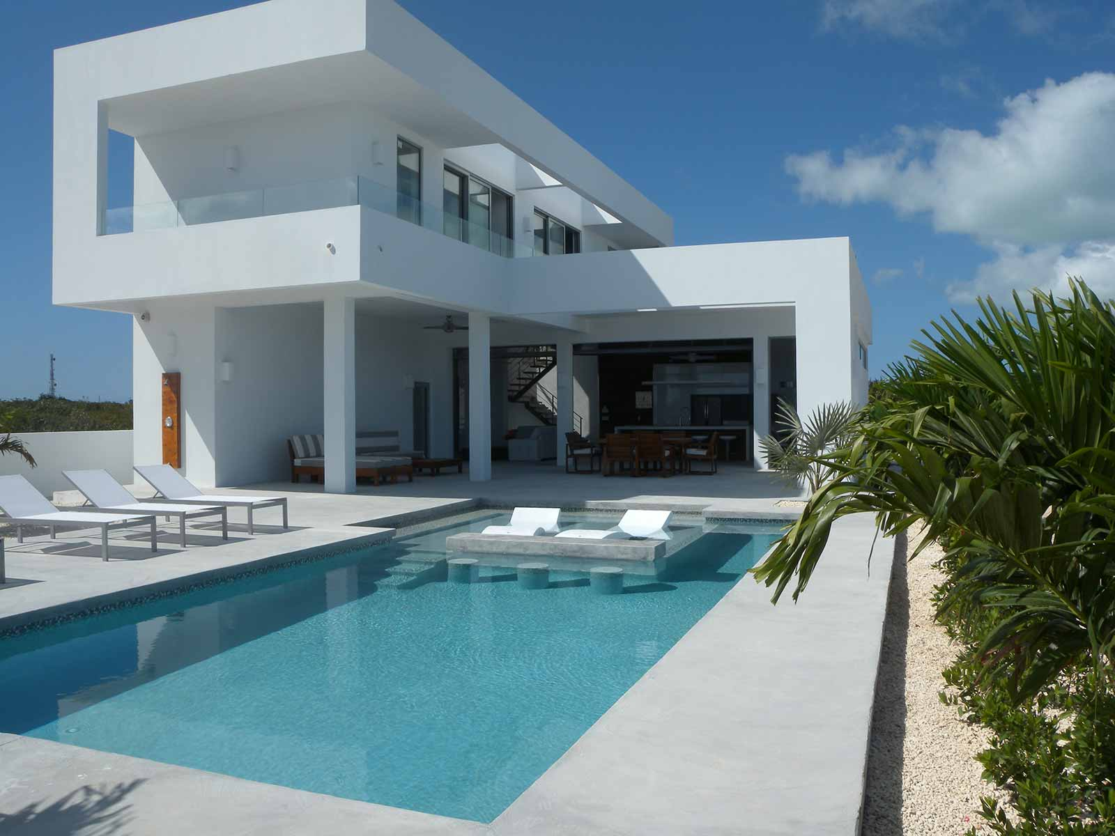 Villa rental in Turks and Caicos Island