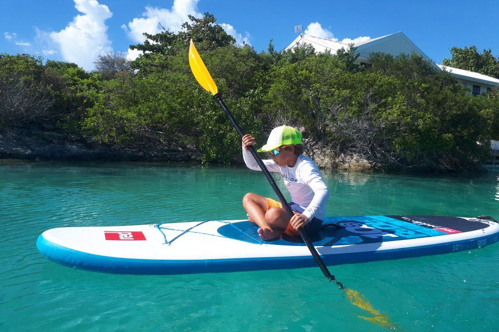 Use our sup gear